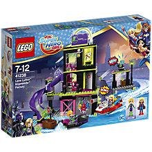 Buy LEGO DC Super Hero Girls 41238 Lena Luthor Kryptomite Factory Online at johnlewis.com