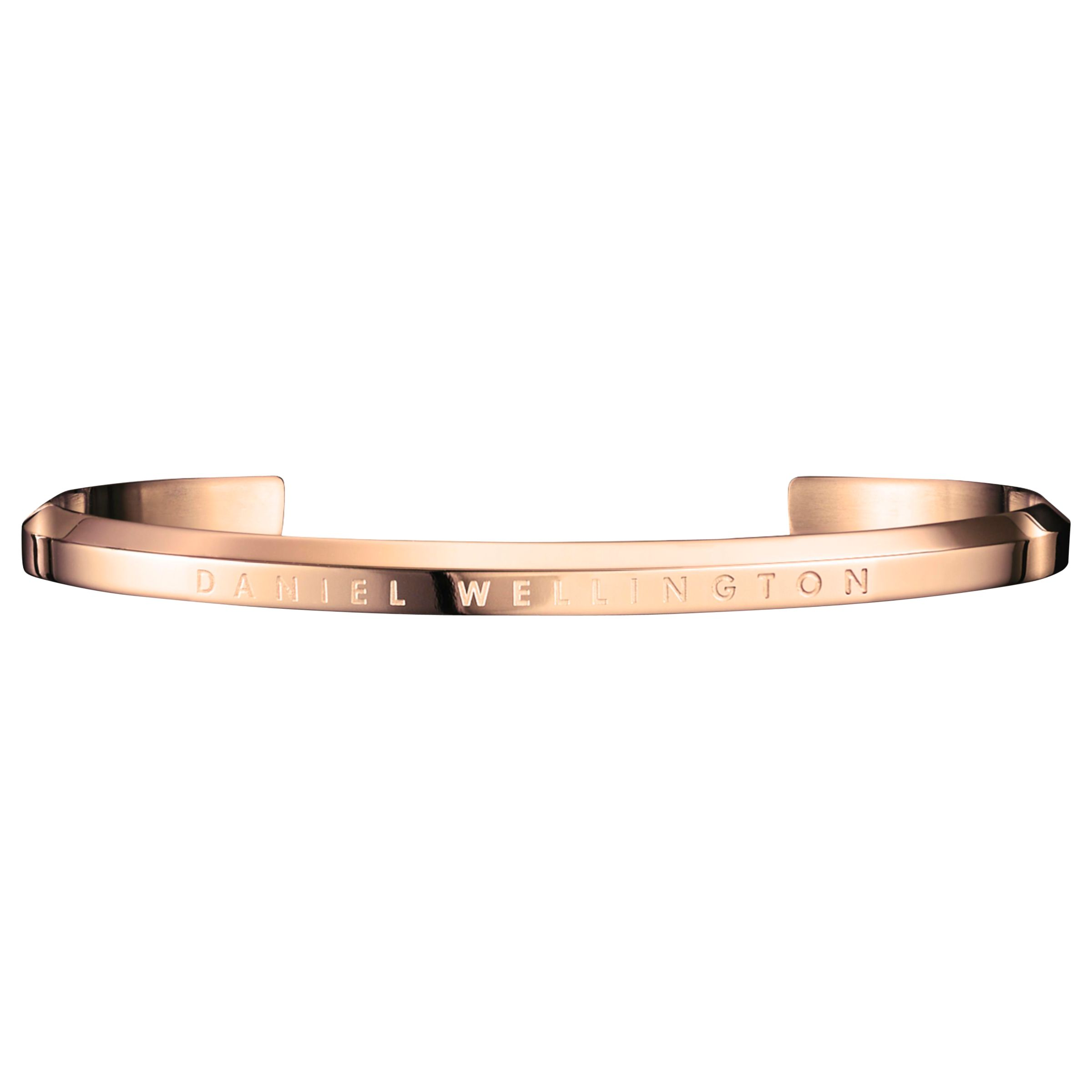 Daniel Wellington Daniel Wellington Unisex Small Open End Bangle