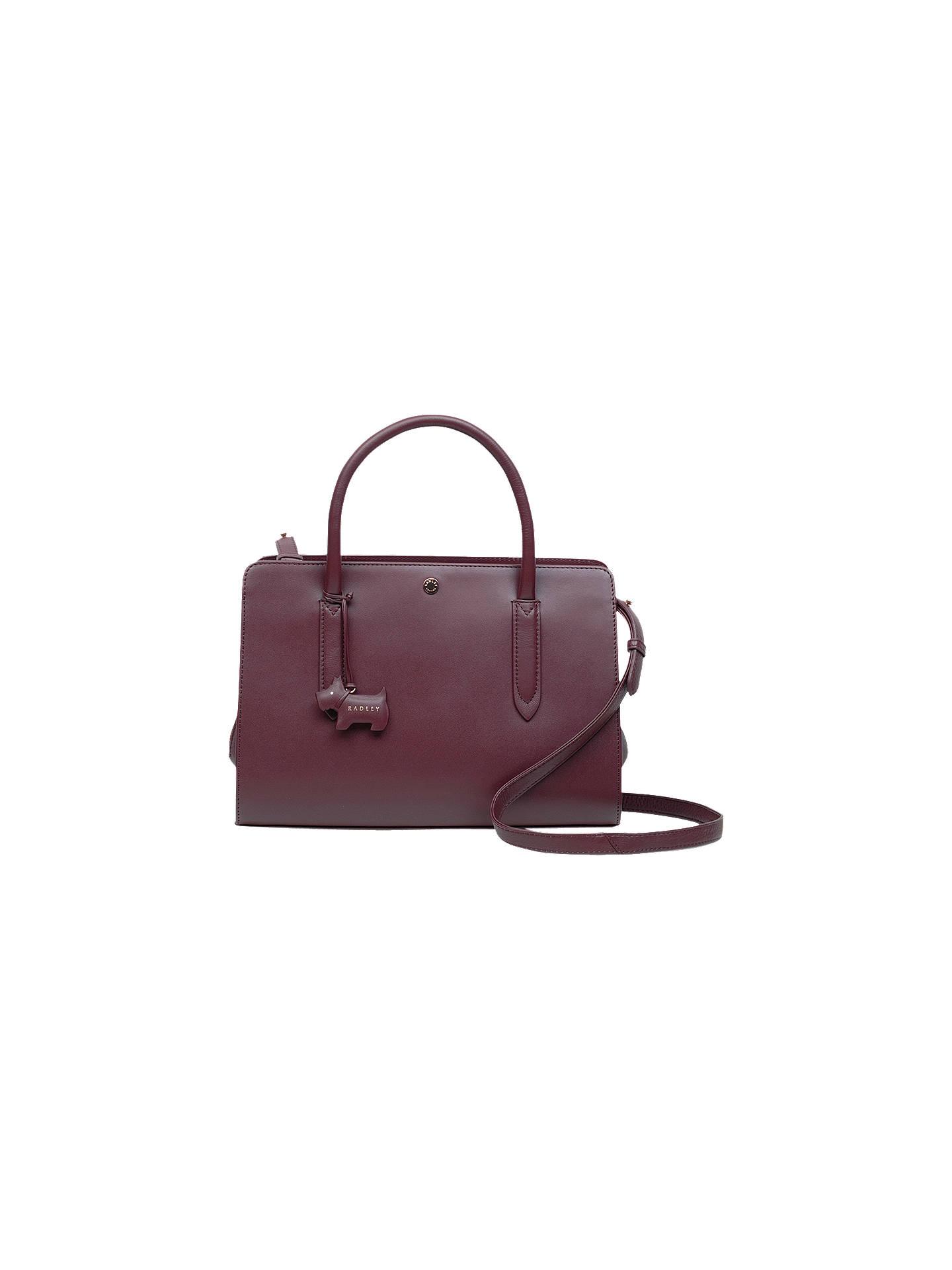 a0a40ecfb1f7 BuyRadley Liverpool Street Leather Medium Grab Bag