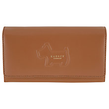 Buy Radley Shadow Leather Large Matinee Purse Online at johnlewis.com