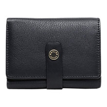 Buy Radley Larks Wood Leather Small Trifold Purse Online at johnlewis.com