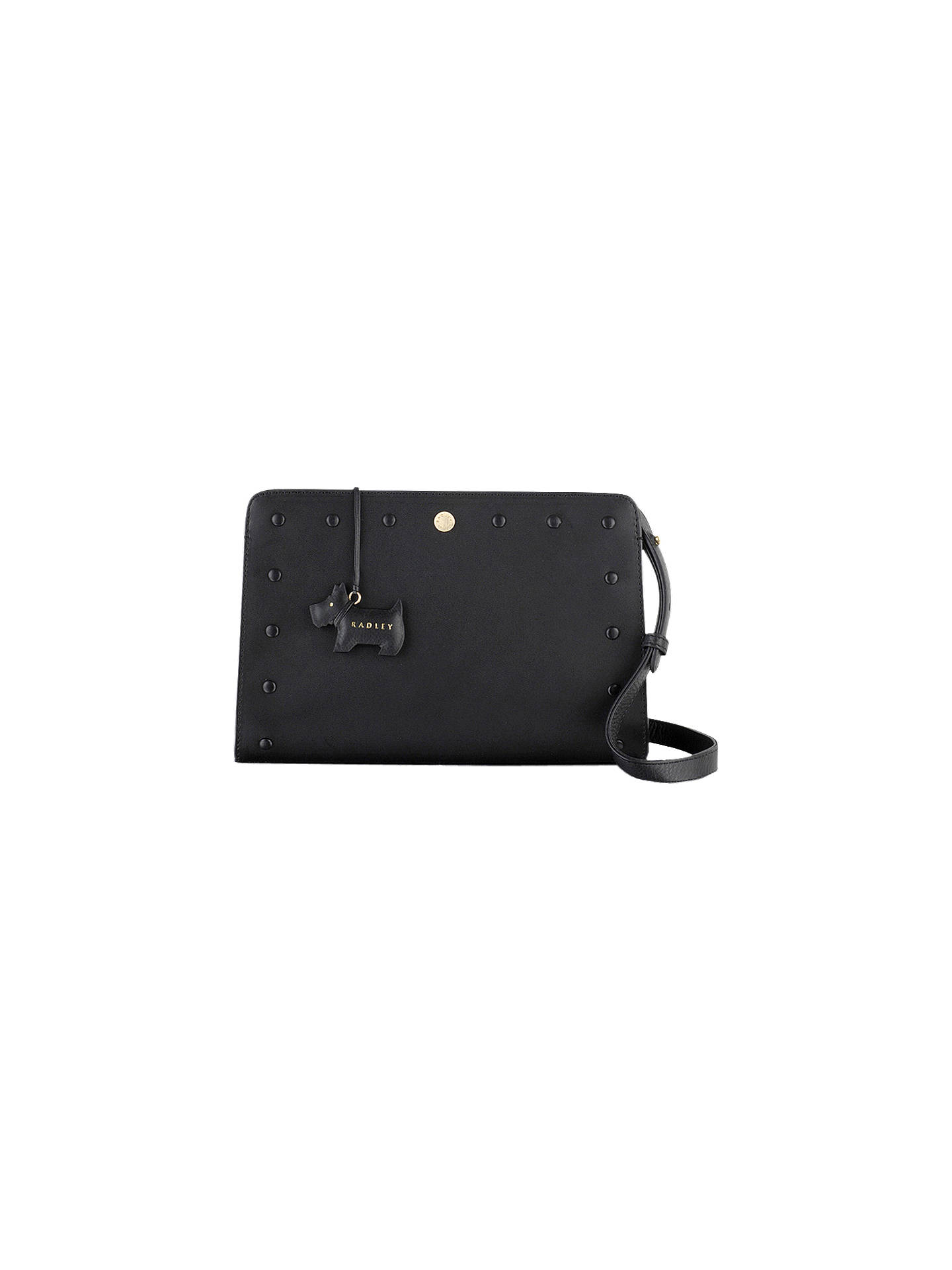bdab868376 Buy Radley Liverpool Street Leather Medium Stud Cross Body Bag