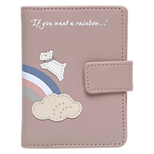 Buy Radley Rainbow Leather Card Holder Online at johnlewis.com