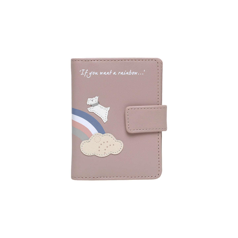 Offer: Radley Rainbow Leather Card Holder at John Lewis