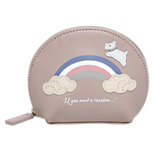 Buy Radley Rainbow Leather Small Coin Purse Online at johnlewis.com