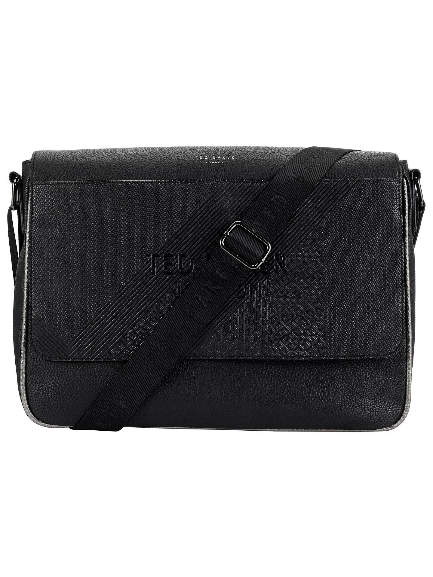 237b2908cfec Buy Ted Baker Airlift Emboss Messenger Bag
