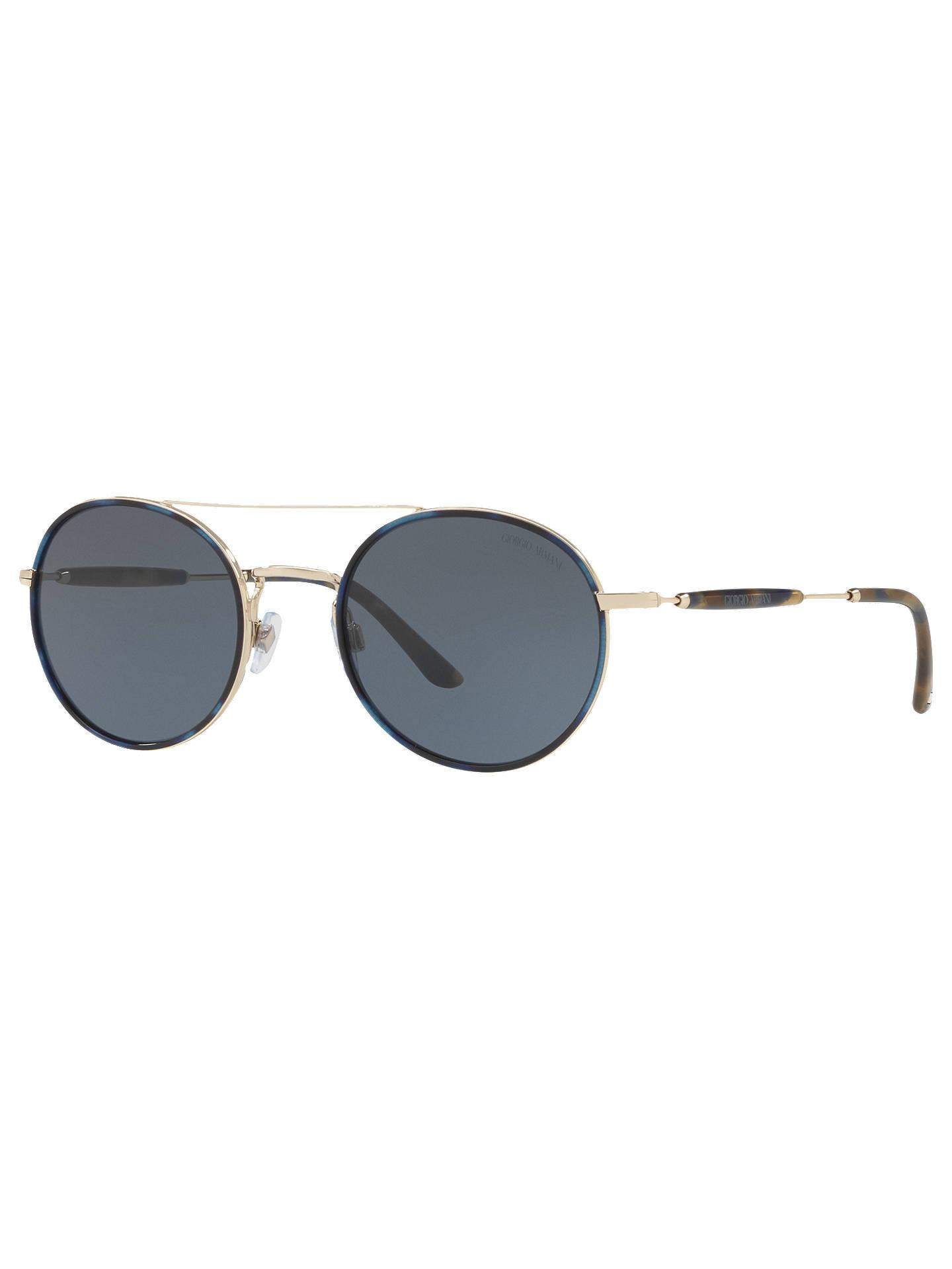 3a9b3e41487b Buy G.armani 0ar6Giorgio Armani AR6056J Men s Frames of Life Round  Sunglasses