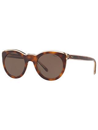 f546a2a135 Polo Ralph Lauren PH4124 Round Sunglasses