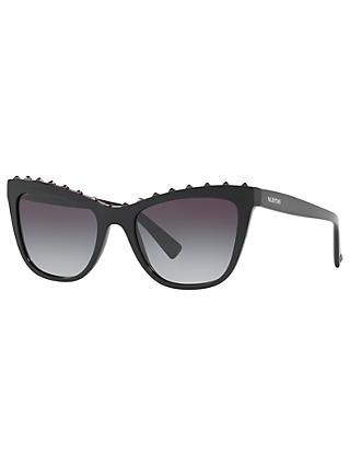 Valentino VA4022 Studded Cat's Eye Sunglasses