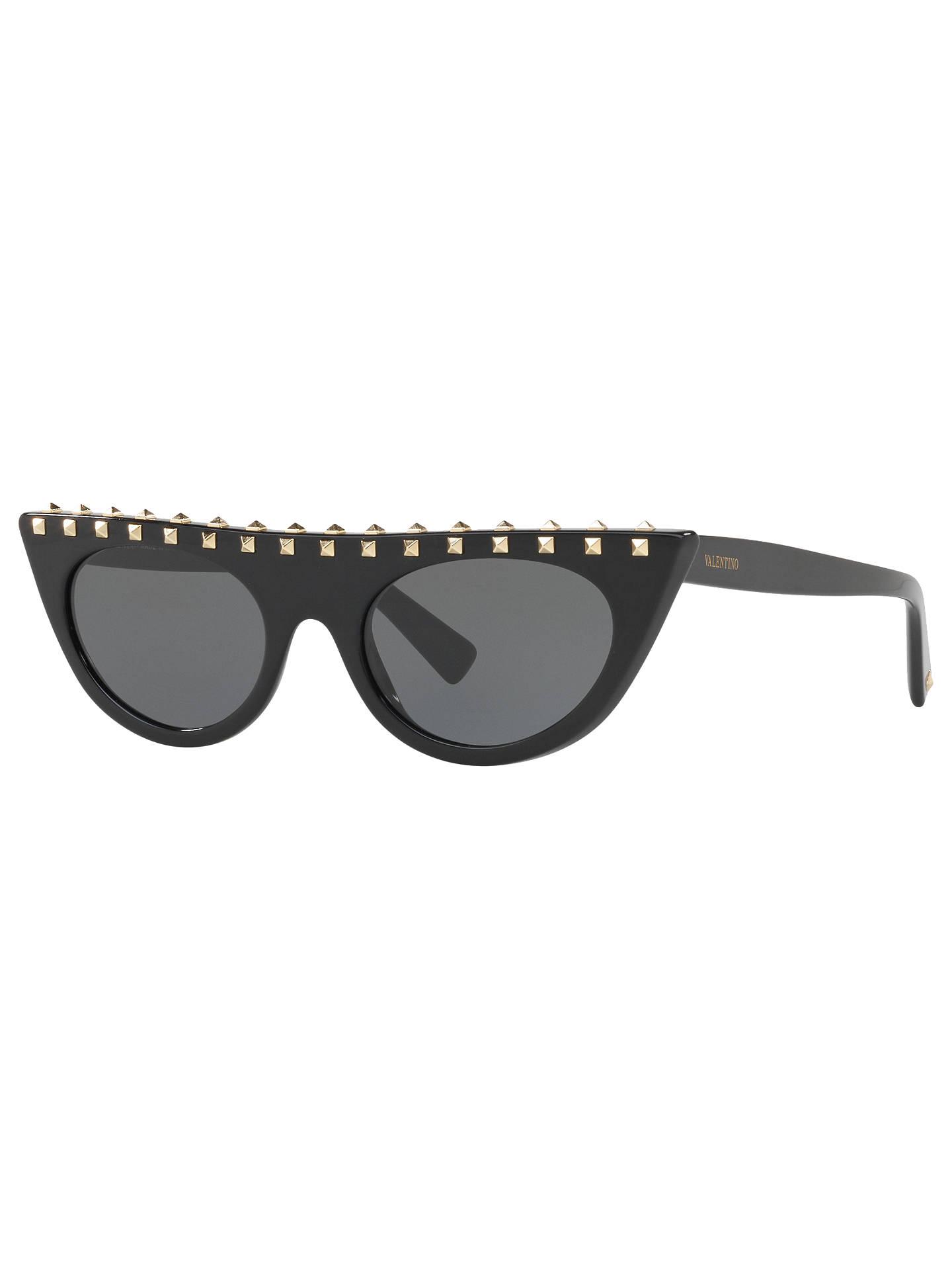 41a07c44e9857 Buy Valentino VA4018 Studded Cat s Eye Sunglasses