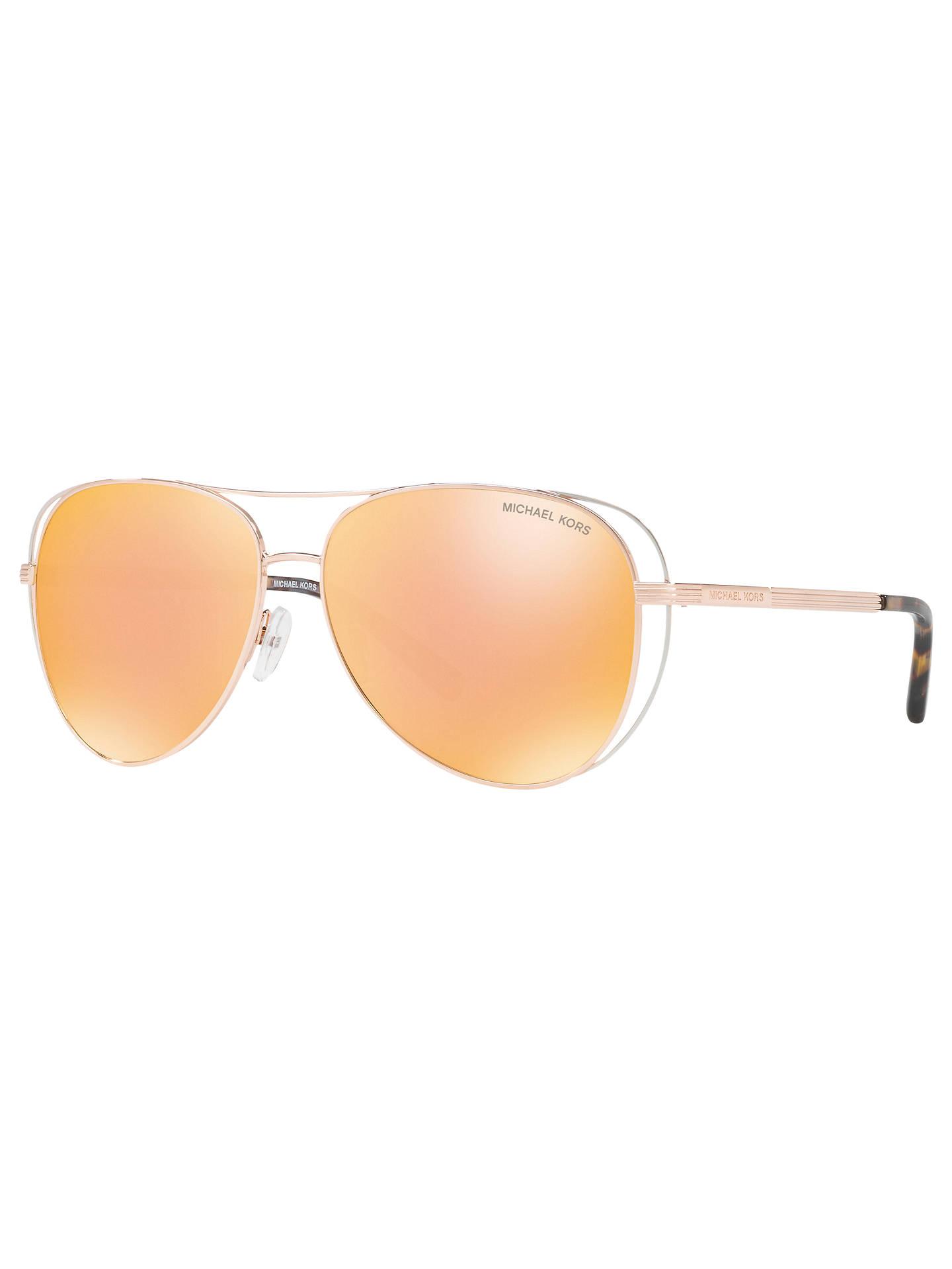 BuyMichael Kors MK1024 Lai Aviator Sunglasses e588daa8290