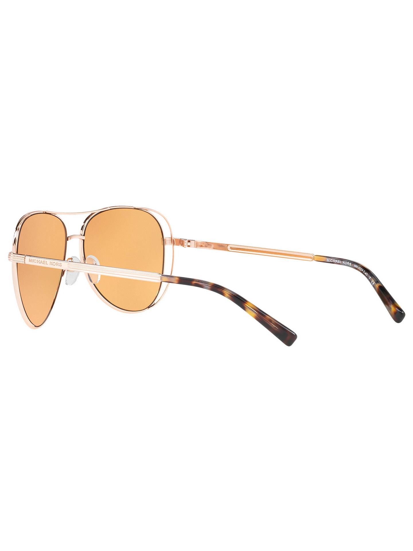 6f226095a6f3 ... Buy Michael Kors MK1024 Lai Aviator Sunglasses
