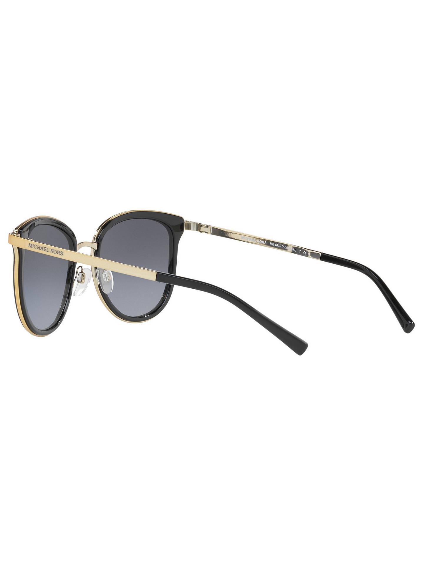 409a91ce655 BuyMichael Kors MK1010 Adrianna Polarised Oval Sunglasses