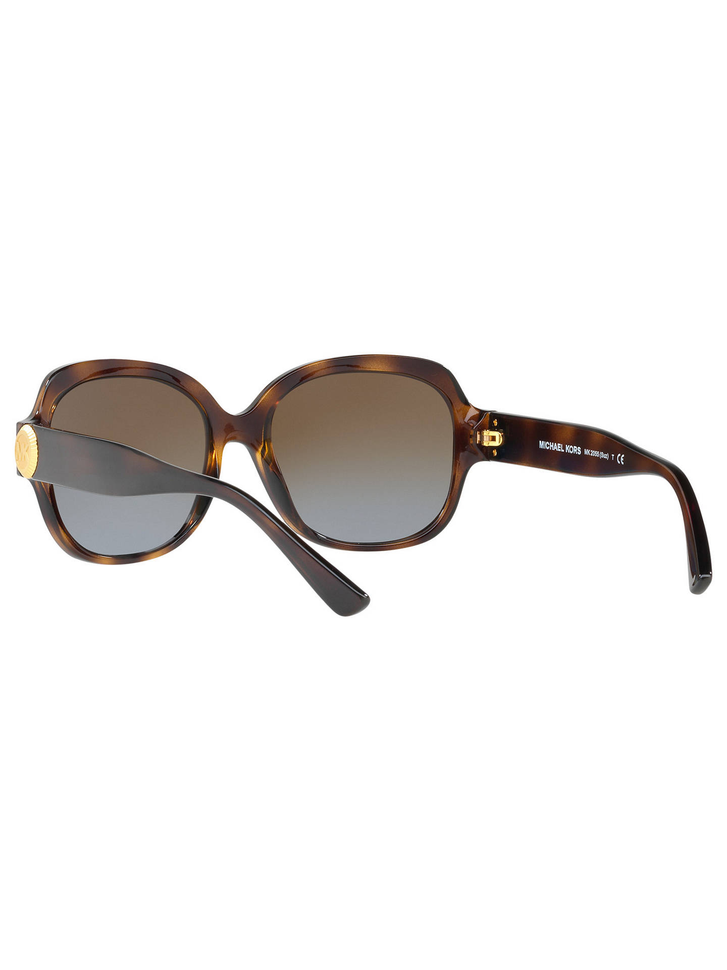664ba305e4 ... Buy Michael Kors MK2055 Suz Polarised Square Sunglasses