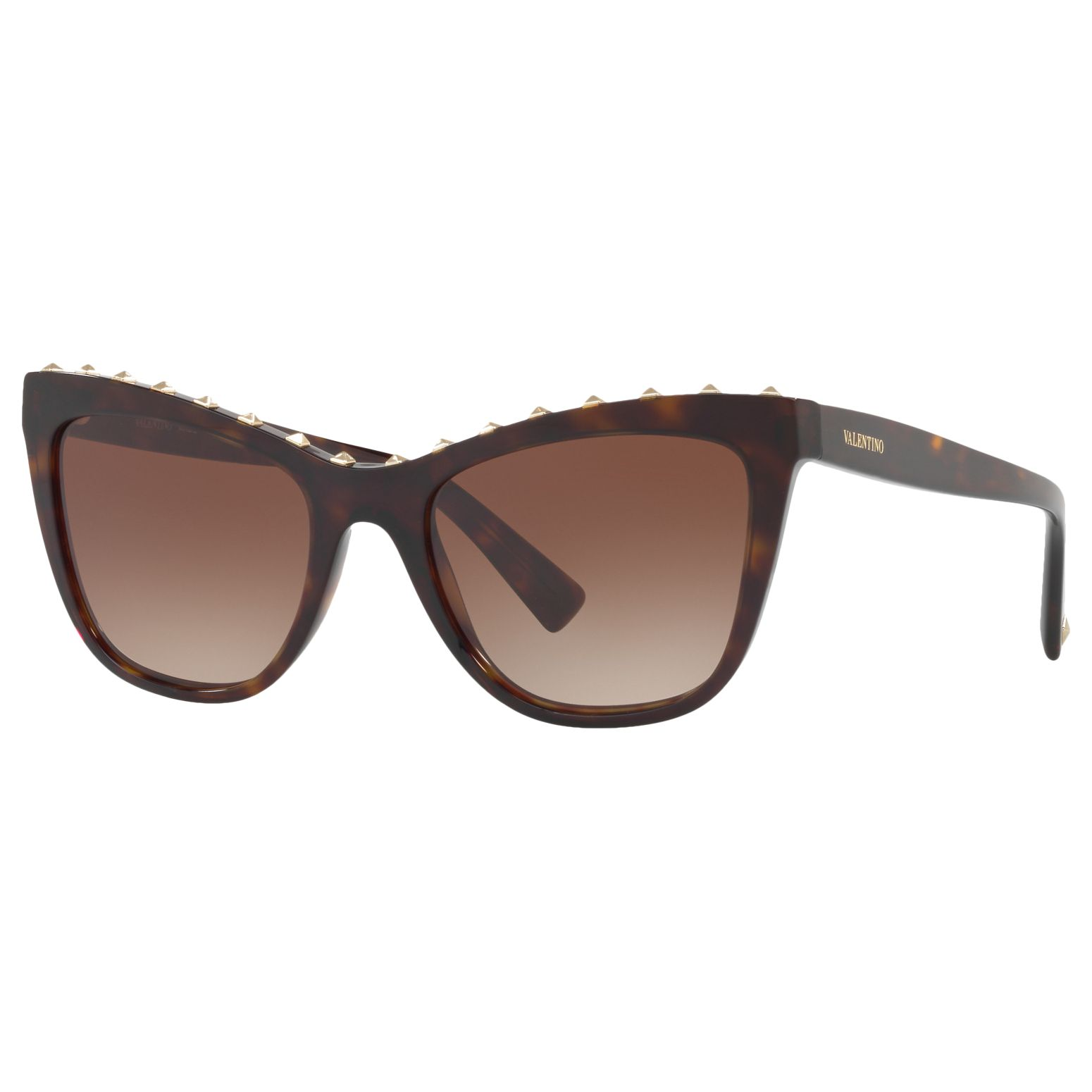 Valentino Valentino VA4022 Studded Cat's Eye Sunglasses