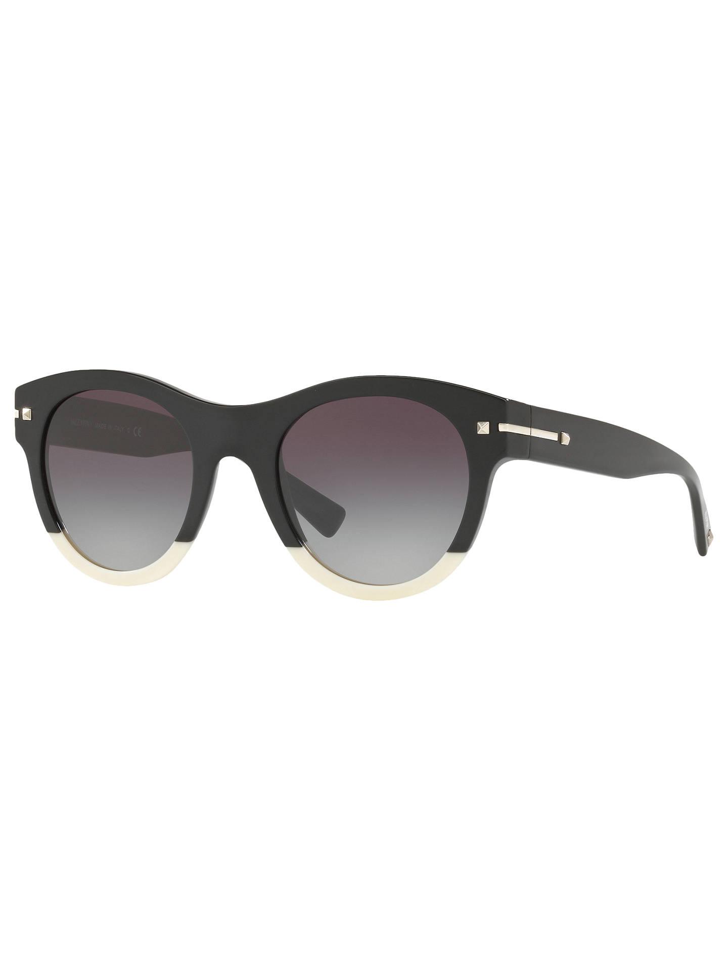 92b77a29b4 Valentino VA4020 Oval Sunglasses at John Lewis   Partners