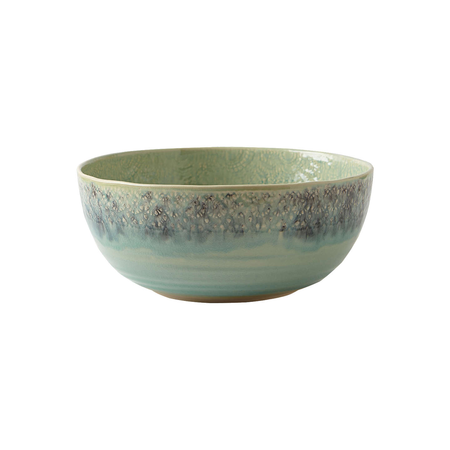 Famous Anthropologie Old Havana Serving Bowl, Turquoise, Dia.32.3cm at  BB67