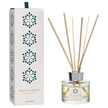 Buy John Lewis Frosted Spruce Diffuser Online at johnlewis.com