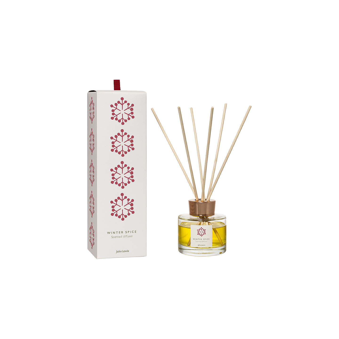 Offer: John Lewis Winter Spice Diffuser at John Lewis