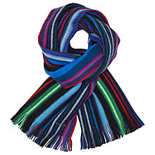 Buy PS by Paul Smith Neon Raschel Scarf Online at johnlewis.com