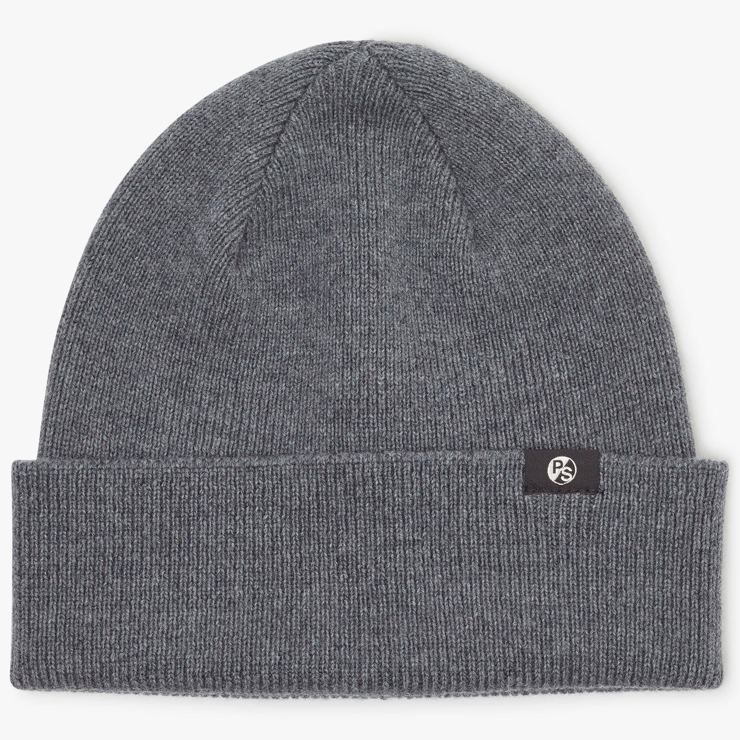 3f2c1c0114b Paul Smith Merino Wool Beanie Hat