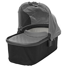 Buy Uppababy 2017 Universal Carrycot, Pascal Online at johnlewis.com