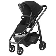 Buy Uppababy Cruz 2017 Pushchair, Jake Online at johnlewis.com