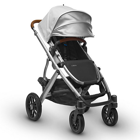 Buy Uppababy Vista 2017 Pushchair And Carrycot Loic