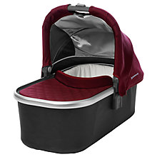 Buy Uppababy 2017 Universal Carrycot, Dennison Online at johnlewis.com