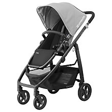 Buy Uppababy Cruz 2017 Pushchair, Pascal Online at johnlewis.com