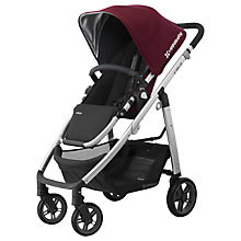 Buy Uppababy Cruz 2017 Pushchair, Dennison Online at johnlewis.com