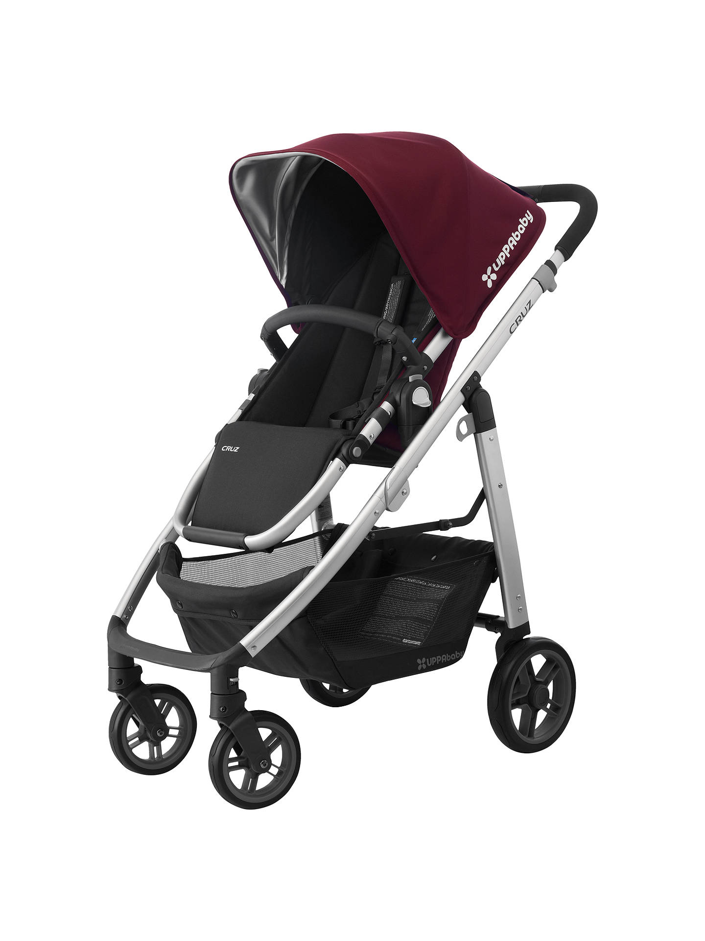 BuyUppababy Cruz Pushchair, Dennison Online at johnlewis.com