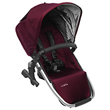 Buy Uppababy Rumble Vista Second Seat 2017, Dennison Online at johnlewis.com