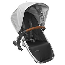 Buy Uppababy Rumble Vista Second Seat 2017, Loic Online at johnlewis.com
