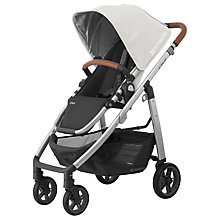 Buy Uppababy Cruz 2017 Pushchair, Loic Online at johnlewis.com