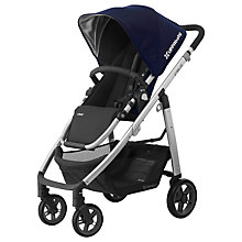 Buy Uppababy Cruz 2017 Pushchair, Taylor Online at johnlewis.com