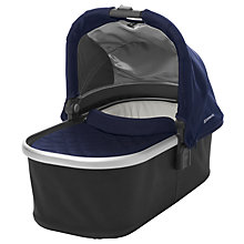 Buy Uppababy 2017 Universal Carrycot, Taylor Online at johnlewis.com