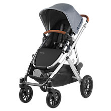 Buy Uppababy Vista 2017 Pushchair and Carrycot, Gregory Online at johnlewis.com