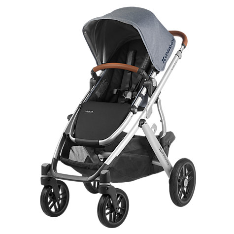 Buy Uppababy Vista 2017 Pushchair And Carrycot Gregory