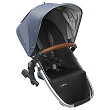 Buy Uppababy Rumble Vista Second Seat 2017, Henry Online at johnlewis.com