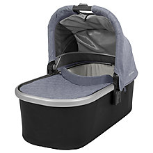 Buy Uppababy 2017 Universal Carrycot, Gregory Online at johnlewis.com