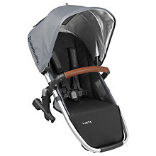 Buy Uppababy Rumble Vista Second Seat 2017, Gregory Online at johnlewis.com