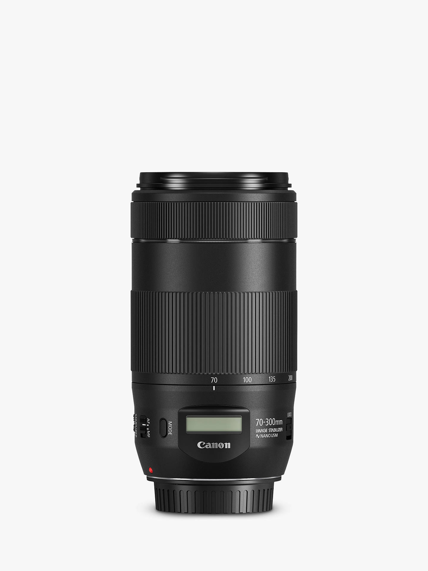BuyCanon EF 70-300mm f/4-5.6 IS II USM Telephoto Lens Online at johnlewis.com