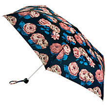 Buy Cath Kidston Beaumont Umbrella, Navy/Multi Online at johnlewis.com