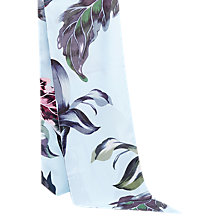 Buy Ted Baker Eden Skinny Scarf Online at johnlewis.com