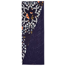 Buy Ted Baker Kyoto Gardens Split Scarf Online at johnlewis.com
