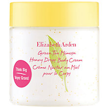 Buy Elizabeth Arden Green Tea Mimosa Honey Drops Body Cream, 500ml Online at johnlewis.com