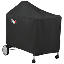 Buy Weber® Performer BBQ Cover, Black Online at johnlewis.com