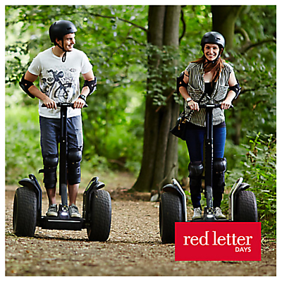 Red Letter Days Segway Rally Thrill For Two