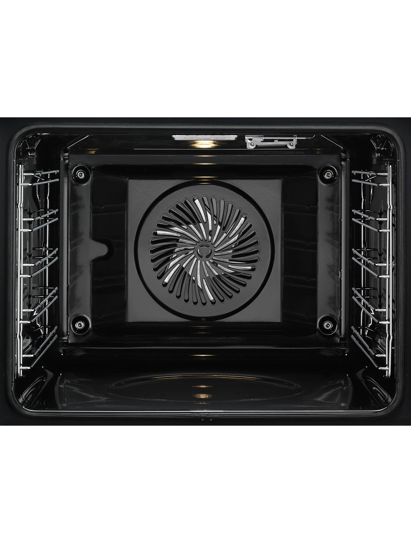 BuyAEG BPS551020M Built-In Multifunction Oven, Stainless Steel Online at johnlewis.com